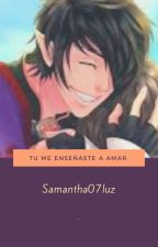 Tú me enseñaste a amar (Eldarya Nevra) by samantha07luz
