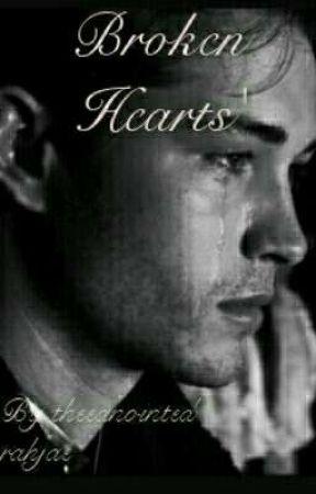 Broken Hearts' by theeboyofgod