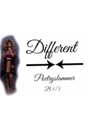 Different by PoetrySlammed