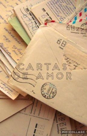 Cartas de amor ❤️  by Solopalabras9