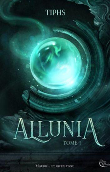 Allunia (sous contrat d'édition)