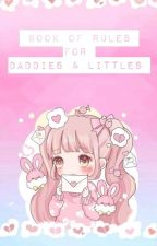 book of rules for daddies & littles ❥ mlp by LRH_oof