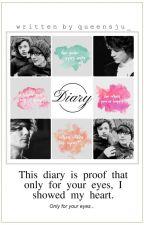 Diary. {larry stylinson} by queensju_