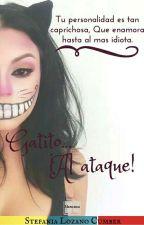Gatito...¡Al ataque! by StefaniaLozanoCumber