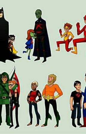 Bat Boys/Young Justice prank wars!! by CheshireCat927
