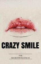 Crazy smile - Kim Taehyung by secretpenguinfan