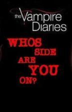 The vampire diares by iimggonee