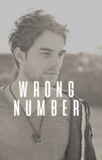 Wrong Number • {Nathaniel Buzolic} by -bxckybarnes