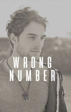 Wrong Number • {Nathaniel Buzolic} by jaceherondales