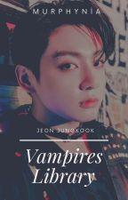 VAMPIRES LIBRARY || Bangtan Boys by _bunny_kookie_