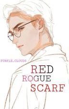 Red Rogue Scarf  by CarlAndreiAlquero