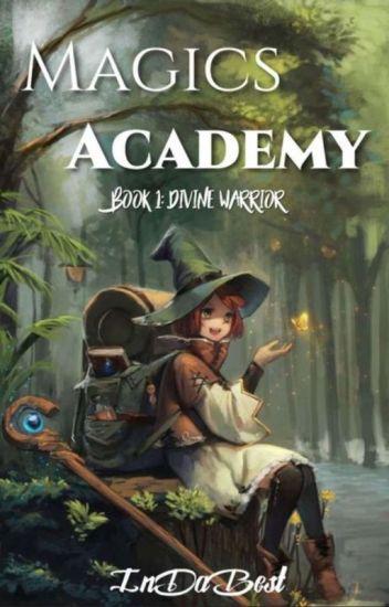 Magics Academy : Divine Warrior