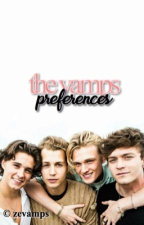 The Vamps Preferences by zevamps