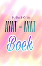 Ayat - Ayat Boek  by BudiesInCrime