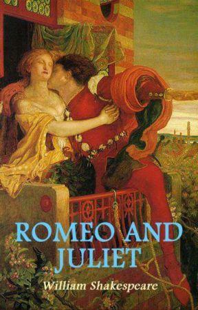 Development of Romeo and Juliet's love by maialucasvanilla