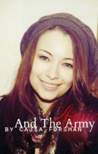 Amie and the Army (Harry Potter fan-fic) Book 5 by emcalifo