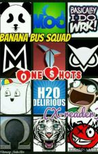 Banana Bus Squad! (One Shots x-reader) by SepticeyeJade