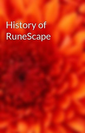 History Of Runescape Page 3 Wattpad