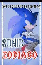 Sonic Zodiaco by AriadnaTheHedgehog