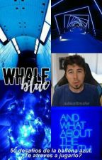 WHALE BLUE | wigetta. by rubiusftmxhe