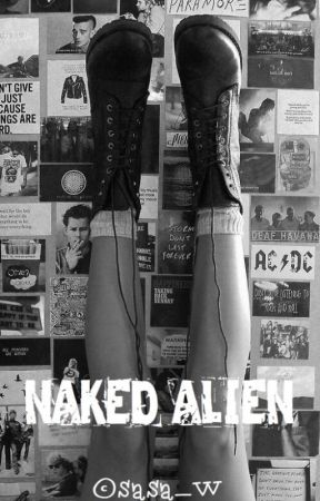 Naked Alien by sasa_w