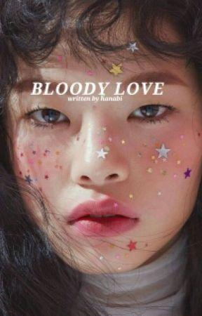 Bloody Love  by hanabi_neko