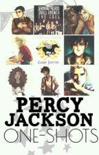 One Shots (Percy Jackson fanfic) by WiseGirl_94