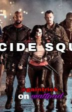 SUICIDE SQUAD by gaintrick