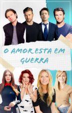O Amor Está Em Guerra  by laufeysown