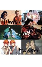 Tumblr? Oh, no! Fandom! by oscuracomeilbuio