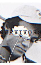 survivors ↠ e.d. by slowdowndolans