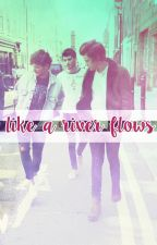 like a river flows / zouis+larry {+18} by liliumpumilum