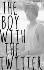 the boy with the twitter // cameron dallas by attack_x