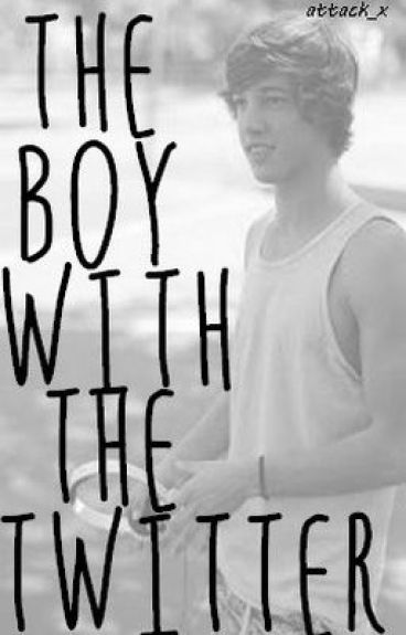 the boy with the twitter // cameron dallas