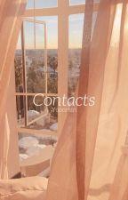 Contacts  ~ Yoonmin by BUNNYKO0K