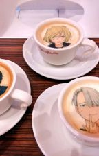 The Grumpy Cat Boy and the Barista (Yuri Plisetsky x Reader) by HazelChip
