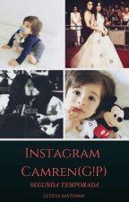 Instagram Segunda Temporada .Camrem. (G!P) by LeticiaSantos410