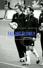 Falling Slowly (Larry Stylinson) tłumaczenie pl by daggereatsrose