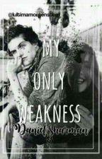 My only weakness   Daniel Sharman by Lultimamorgenstern
