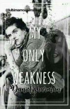 My only weakness ||Daniel Sharman by Lultimamorgenstern