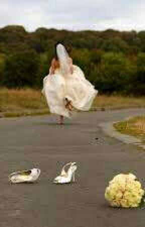 Runaway Bride  by Jenawanae11