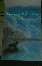 Aaa moje oczy! Czyli.... Keiko marnuje papier...  by Keiko626