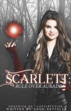 Scarlett: Rule Over Auradon|| Descendants by xoxo_nutella