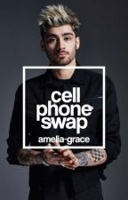Cell Phone Swap | CURRENTLY EDITING by _pureheroine