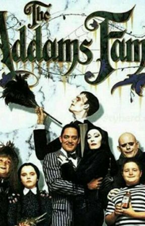 Addams family x reader..? by ILuvsGenevieve