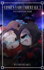 Cómics Undertale 3 by SoyOtaku1