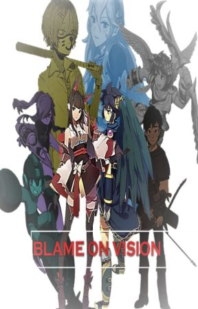 Blame on Vision (Dark pit x Reader) by Omoreo