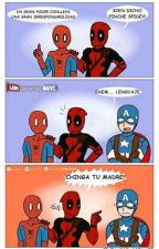 Memes Marvel y DC by Spider-man1999