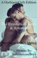 The Revolution: Keon & Artemas by HarliquinGirls