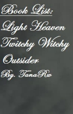 Book List by TanaRw